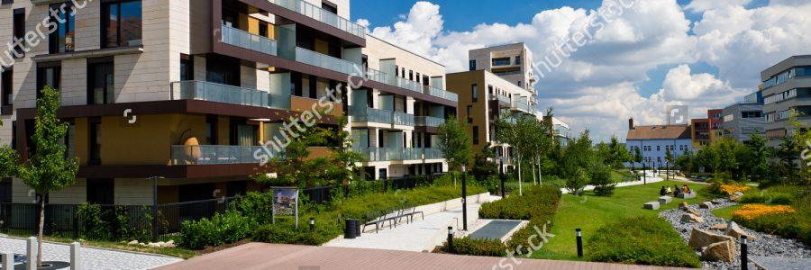 Budowa osiedla w Zamościu