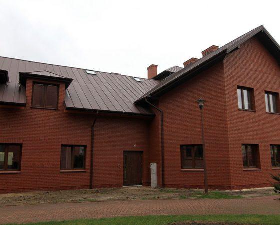 Budowa domu katechetycznego